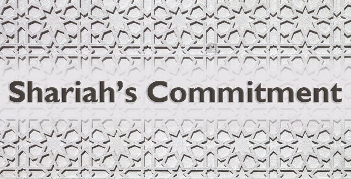 Shariah Commitment